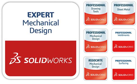 Certificados SolidWorks